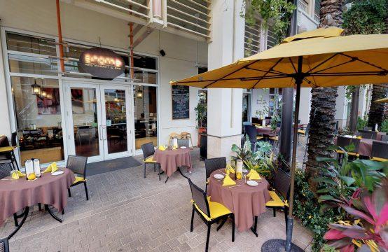 camana bay restaurant