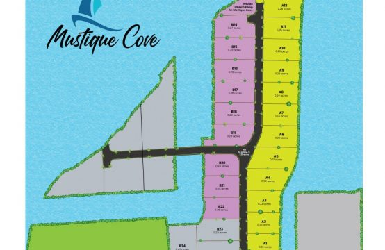 Mustique Cove
